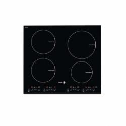 Plita cu inductie Fagor IF-40BS, 7200W, 4 zone de gatit, negru
