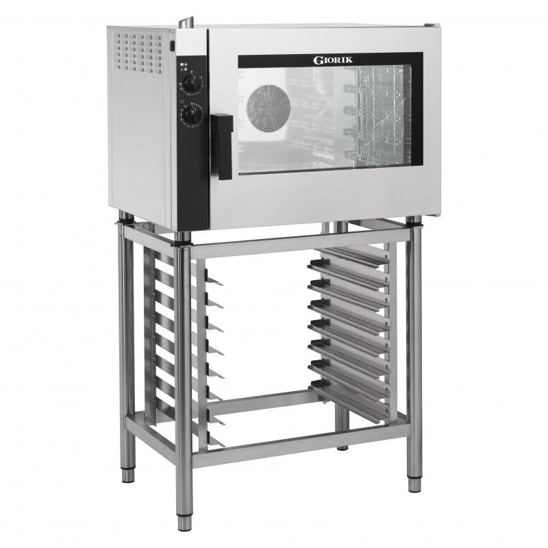 Cuptor electric gastronomic Giorik EasyAir EMG5 combi-steamer control electromecanic