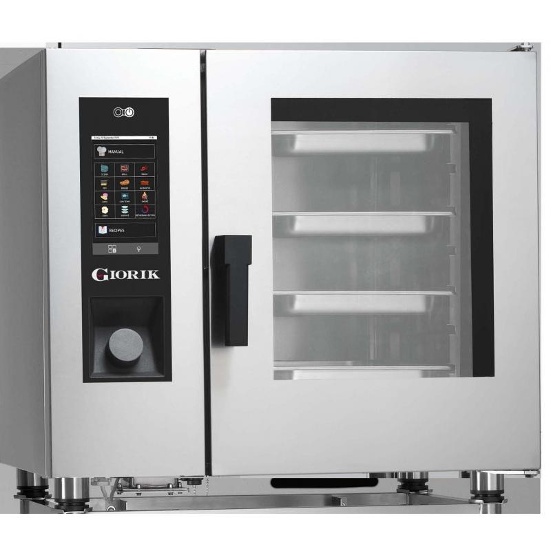 Cuptor electric Giorik Steambox Evolution SETG061W combi-steamer, cu abur instant si control tactil
