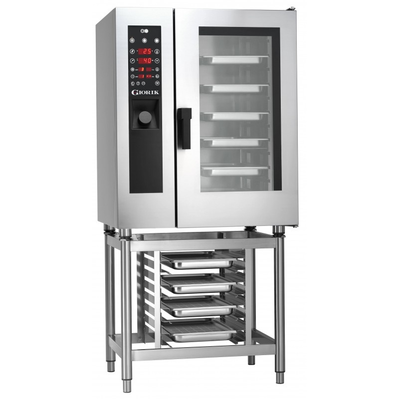 Cuptor electric Giorik Steambox Evolution SEPE101 combi-steamer, programabil cu abur instant si control electronic