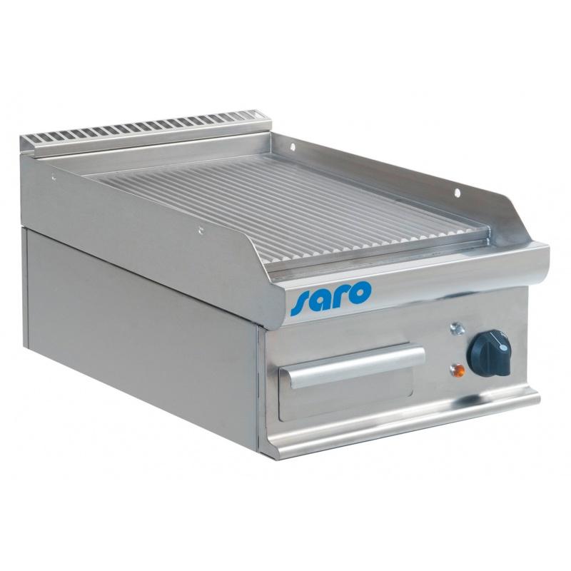 Gratar electric Casta Easy 700 E7/KTE1BBR suprafata striata