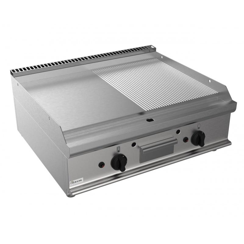 Gratar electric Casta Easy 700 E7/KTE2BBM suprafata neteda/striata