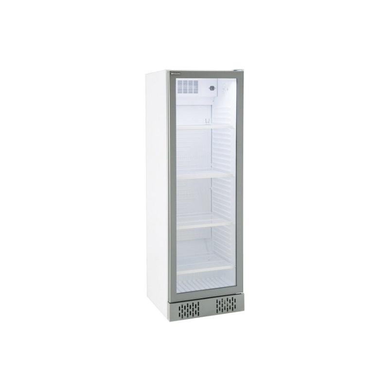 Vitrina frigorifica Klimaitalia I COOL 40 WHITE, capacitate 342 l, temperatura 0/+10°C, alb