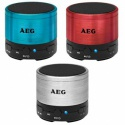 Boxa portabila AEG BSS 4826 red