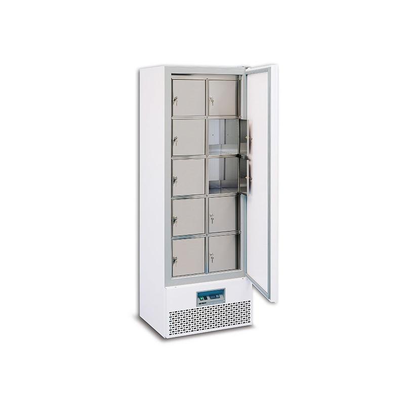 Vestiar frigorific Tecfrigo Break 466 S, putere 850 W, 384 litri, lungime 66.5 cm, +3/+8°C, alb