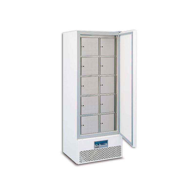 Vestiar frigorific Tecfrigo Break 644 S, putere 850 W, 508 litri, lungime 71.5 cm, +3/+8°C, alb