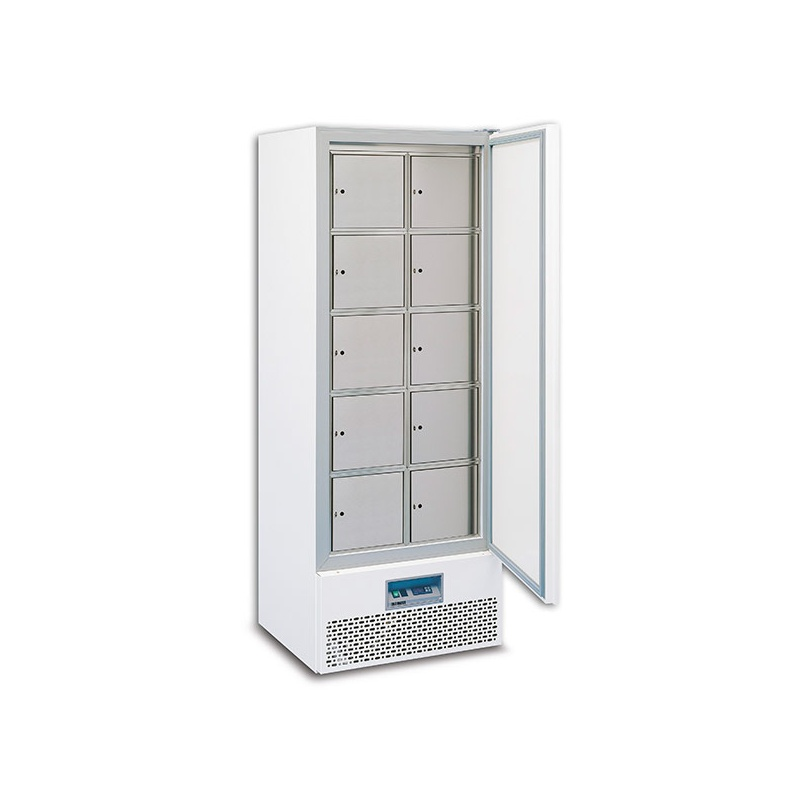 Vestiar frigorific Tecfrigo Break 655 L, putere 850 W, 508 litri, lungime 71.5 cm, +3/+8°C, alb