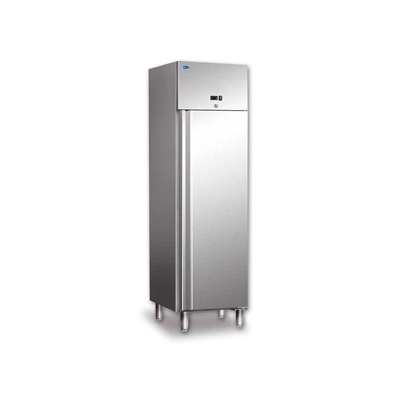 Frigider profesional Tecfrigo AKG 350 PTS, capacitate 301 litri, -2/+8°C, inox