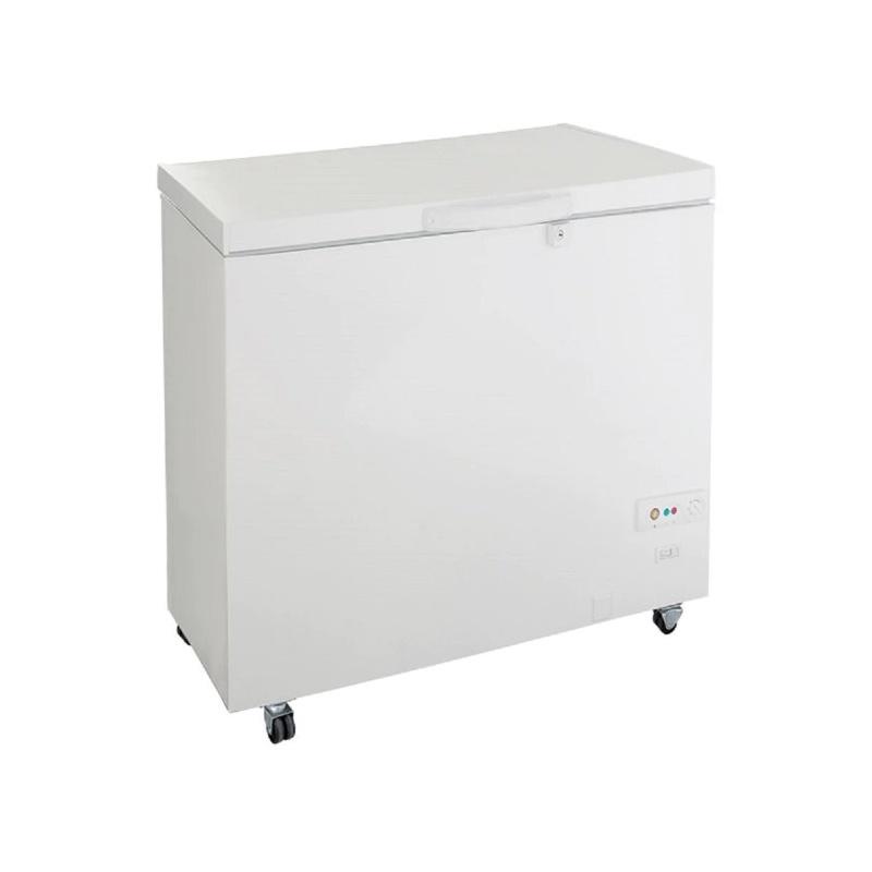 Lada frigorifica Klimaitalia FR 200 PS K, capacitate 177 l, temperatura -18 / -24°C, alb