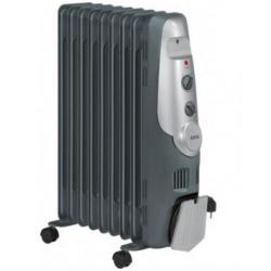 Radioator electric cu ulei, AEG RA 5521 , 9 Elementi , Antracit