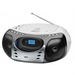 Radio stereo cu cd, AEG SR 4356 BT ,Antracit