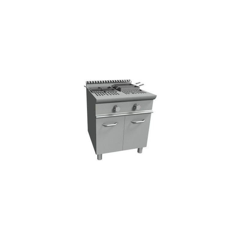 Masina de gatit electric Casta Easy 900 E9/CPE4V2 paste cu 2 cuve