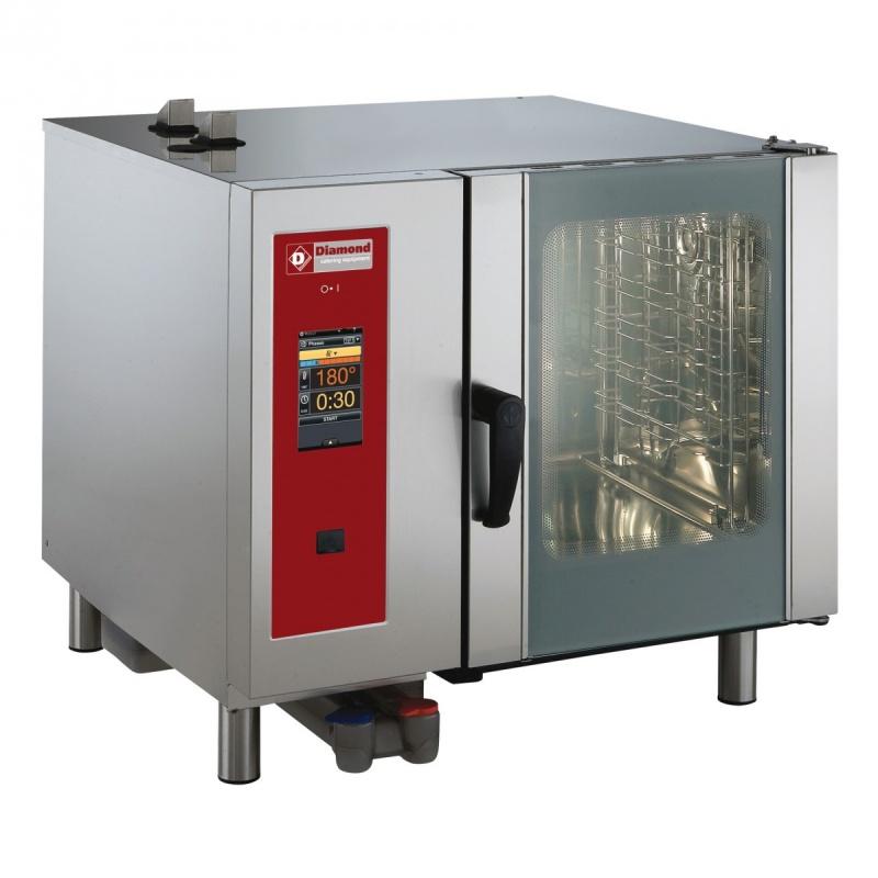 Cuptor cu convectie electric Diamond SDE/6-CL combi