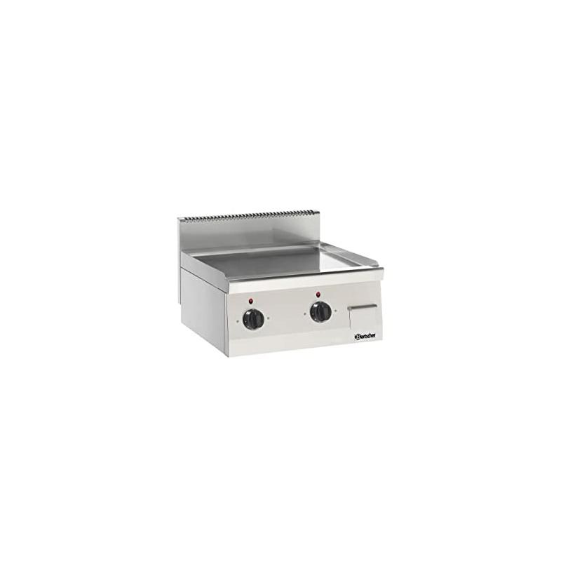Gratar electric B600 Bartscher seria 600 suprafata neteda