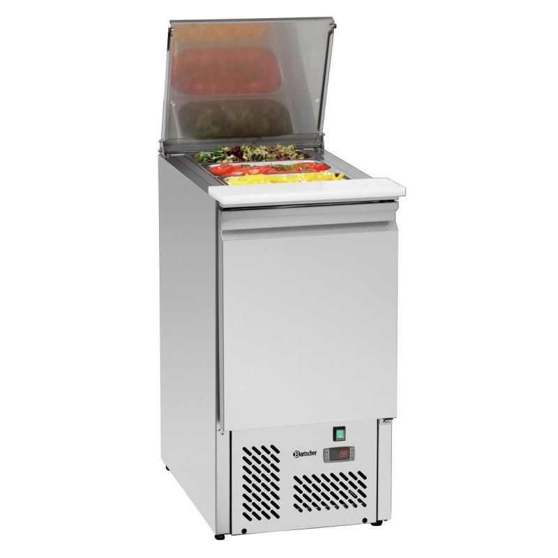 Dulap frigorific 438T1 Bartscher pentru salate