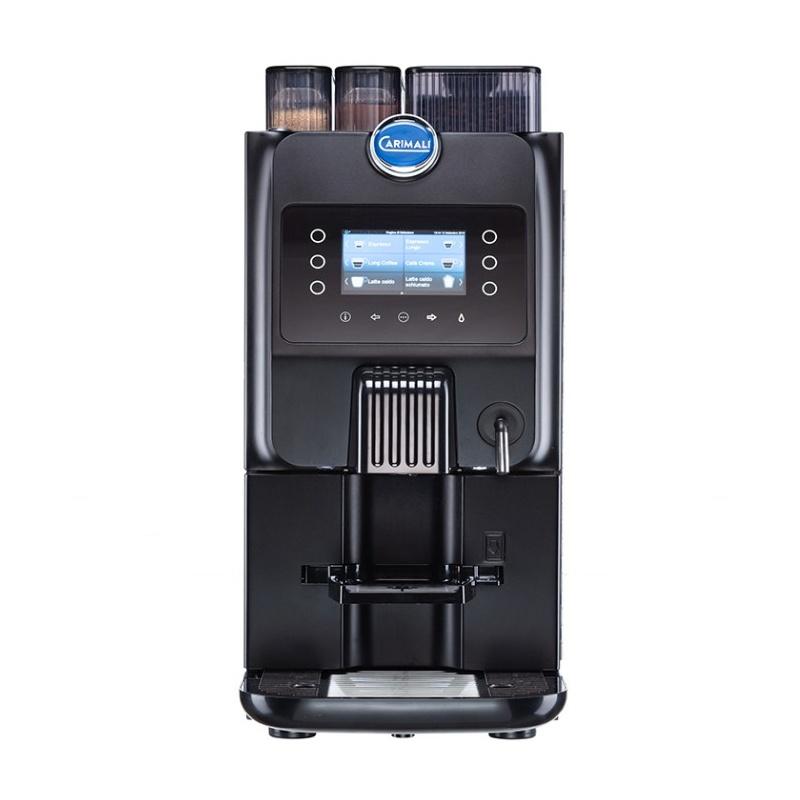Automat de cafea Carimali Blue Dot 26.4 display 4K 1 rasnita rezervor apa negru