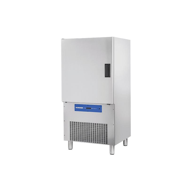 Abatitor Blast Chiller Cool Head RF 10 , lungime 79 cm, 900 W, temperatura +10/ -40°C, inox