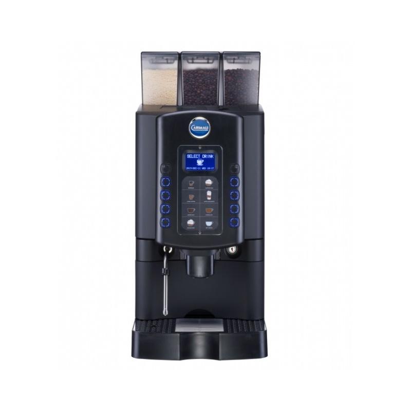 Automat de cafea Carimali Armonia Soft Easy.3 display 3K 2 rasnite racord apa direct la retea negru