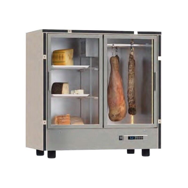 Modul frigorific incastrabil Ip Industrie Parete PM-SDR20, pentru specialitati gastronomice, temperatura +4°C° / +10°C