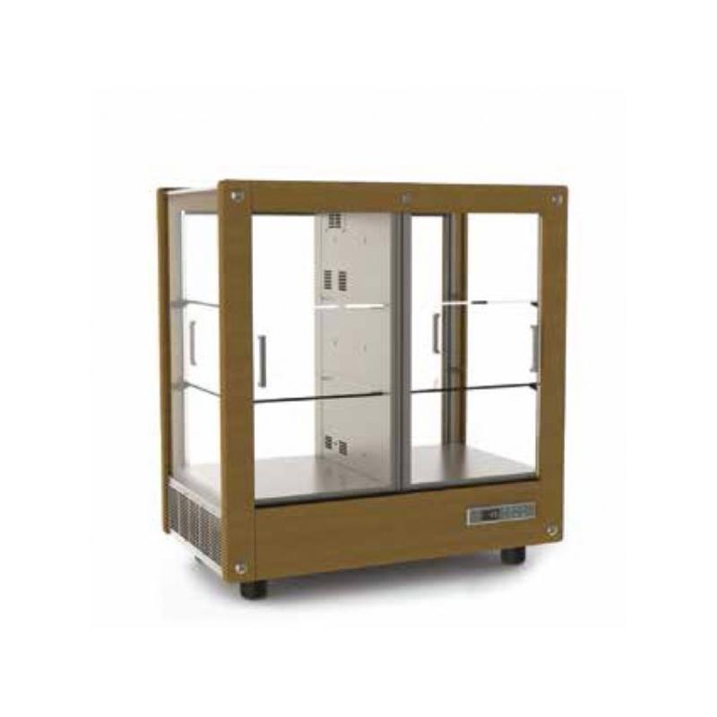 Vitrina frigorifica de perete Ip Industrie C2C20S, pentru ciocolata, temperatura +14°C° / +16°C