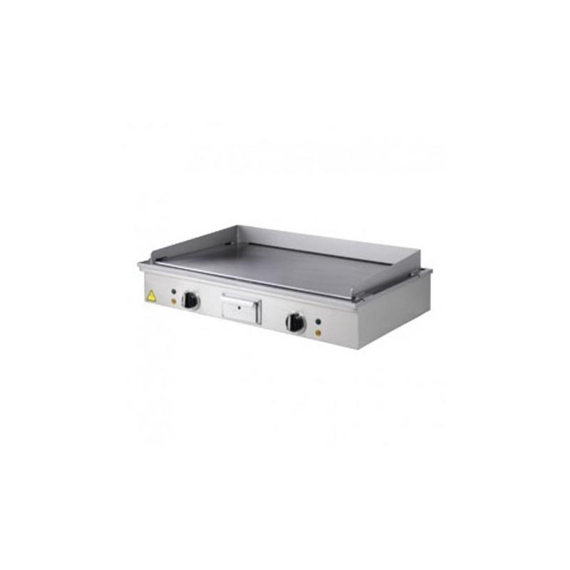 Gratar electric Teppanyaki Diamond TYE-90/T-N cu 2 suprafete de gatit