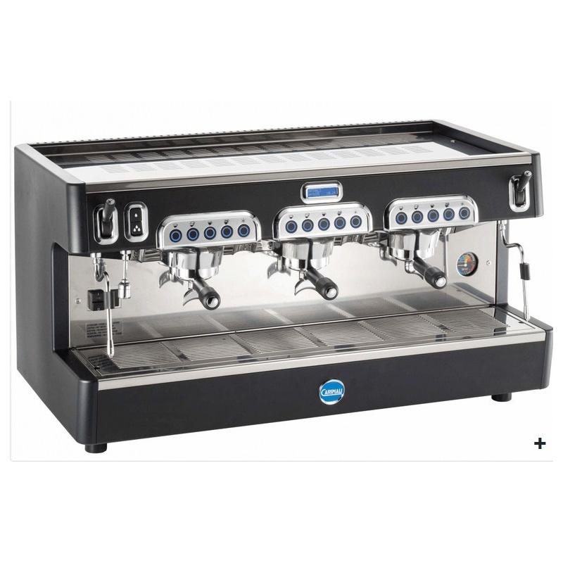 Espressoare de Cafea Carimali Cento X137-3E300030 3 grupuri alb