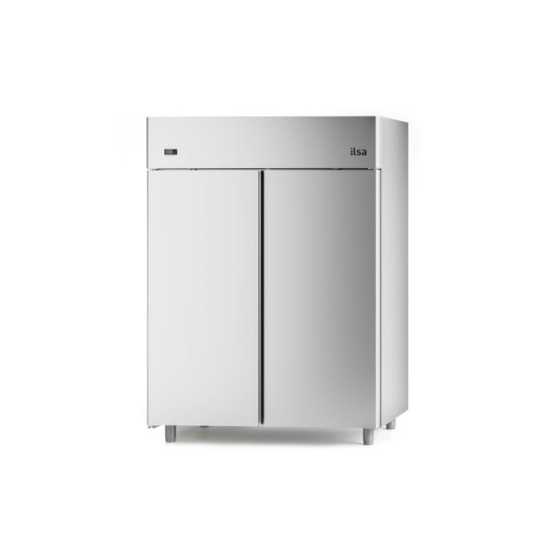 Frigider profesional ILsa Essential AN14EY2510 capacitate 1400 l, temperatura -2° +8°C, inox