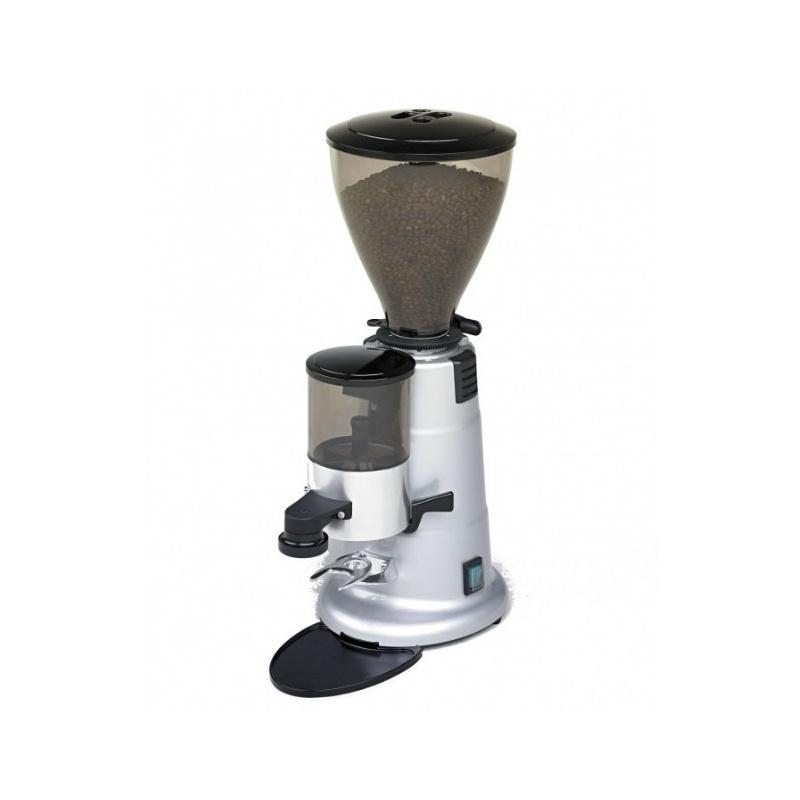 Rasnita de Cafea Carimali K1 250W manuala argintie