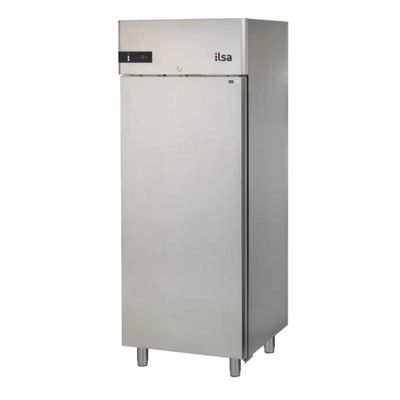 Congelator profesional ILsa Neos AN64S2510 pentru patiserie, capacitate 486l, temperatura -20°-10°C, argintiu