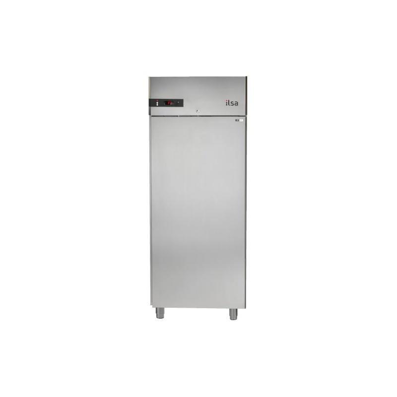 Frigider profesional ILsa Neos AN68S2500 pentru patiserie, capacitate 648l, temperatura -2°+8°C, argintiu