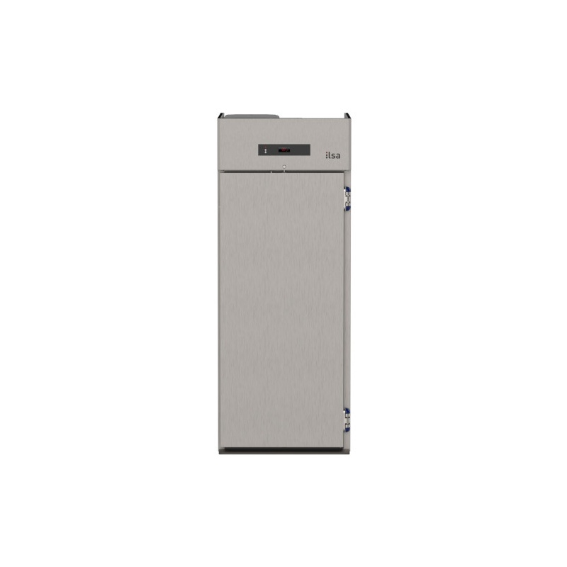 Frigider profesional ILsa Roll IN ARL1X1R00, 1250 l, fara compresor, temperatura 0/+10°C, inox