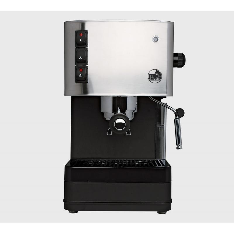Espressoare de Cafea La Pavoni Buondi BDL mașină cu pompă 230V negru/argintiu