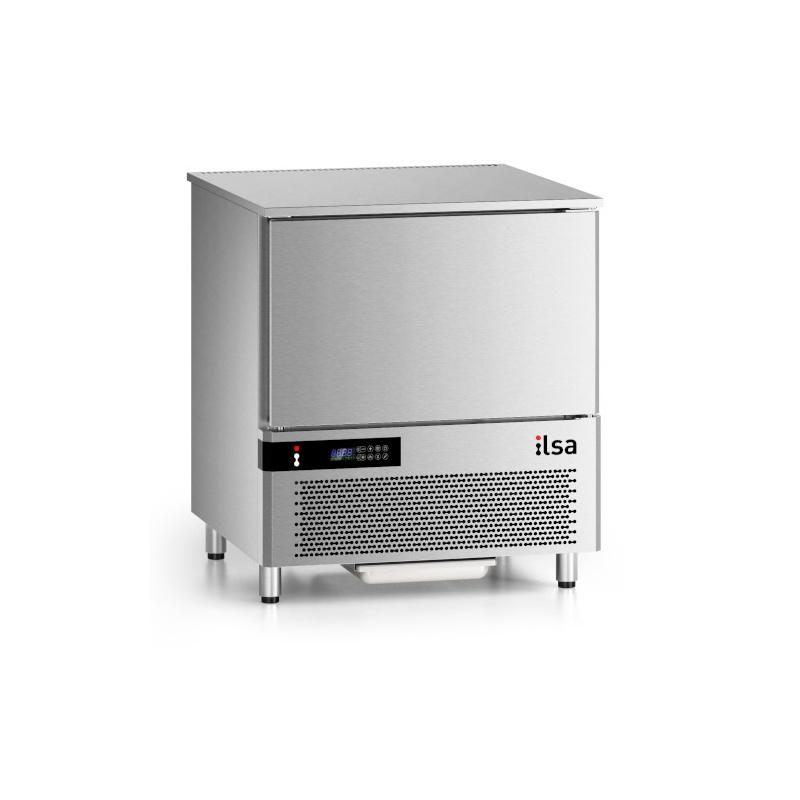 Abatitor Blast Shock Chiller, ILsa Neos AB04N5010, 12l, 4 tavi, temperatura +90°/-18°C, inox