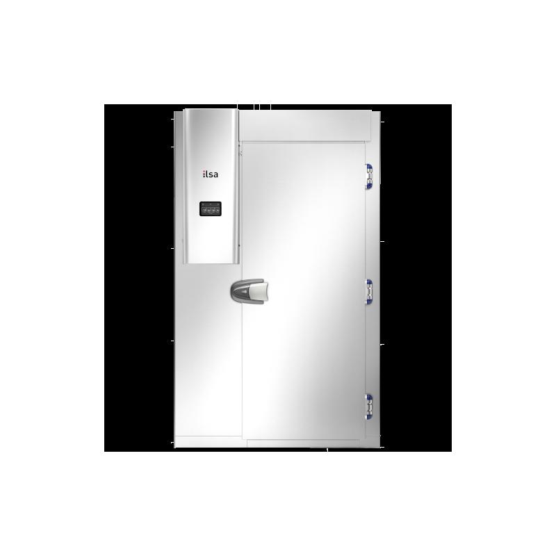 Camera Frigorifica Abatitor ILsa AB20E4010/ACAB0027, 20 tavi, condensare cu aer, temperatura +90°/-18°C, inox