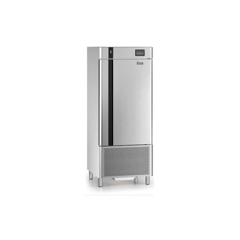 Abatitor Multifunctional ILsa Combi Chill AB14E4140, condensare cu apa, 14 tavi, temperatura +90°/-18°C, inox