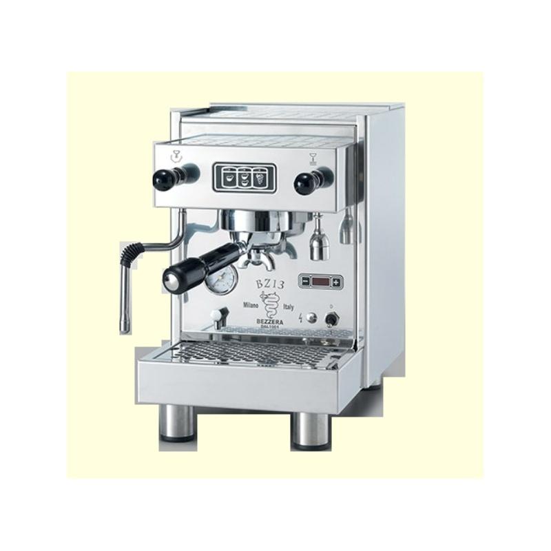 Espressor de Cafea Semi-Profesional Bezzera BZ13 DE rezervor de apă otel inoxidabil