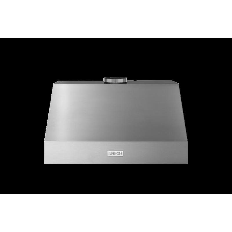 Hota perete Superiore HP301BSS PRO LINE 30 , 1 motor, 600 m3/h, control electronic, inox