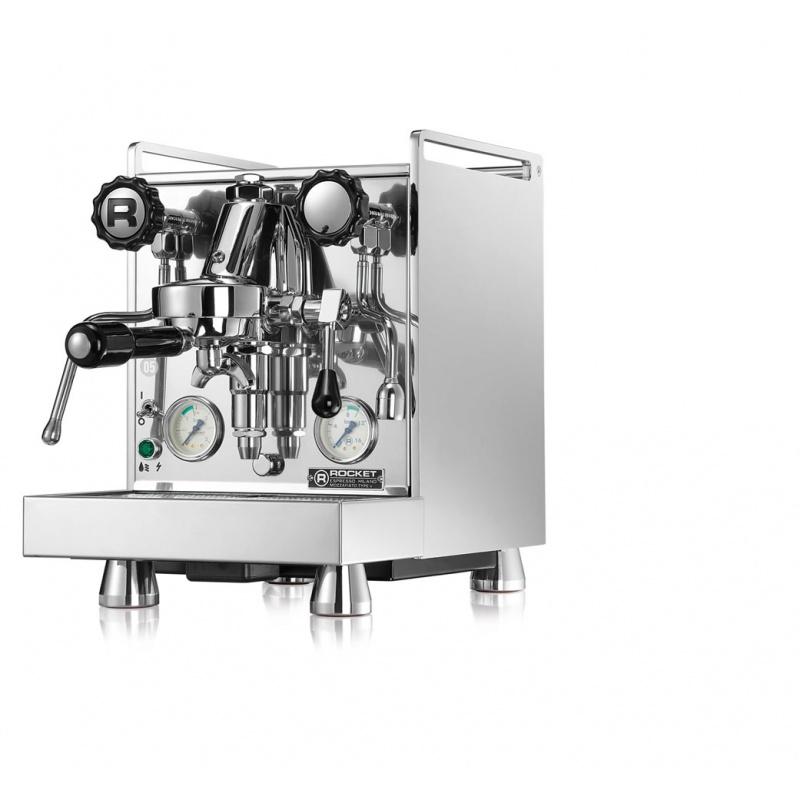 Espressor de Cafea domestic Rocket Mozzafiato Cronometro V argintiu