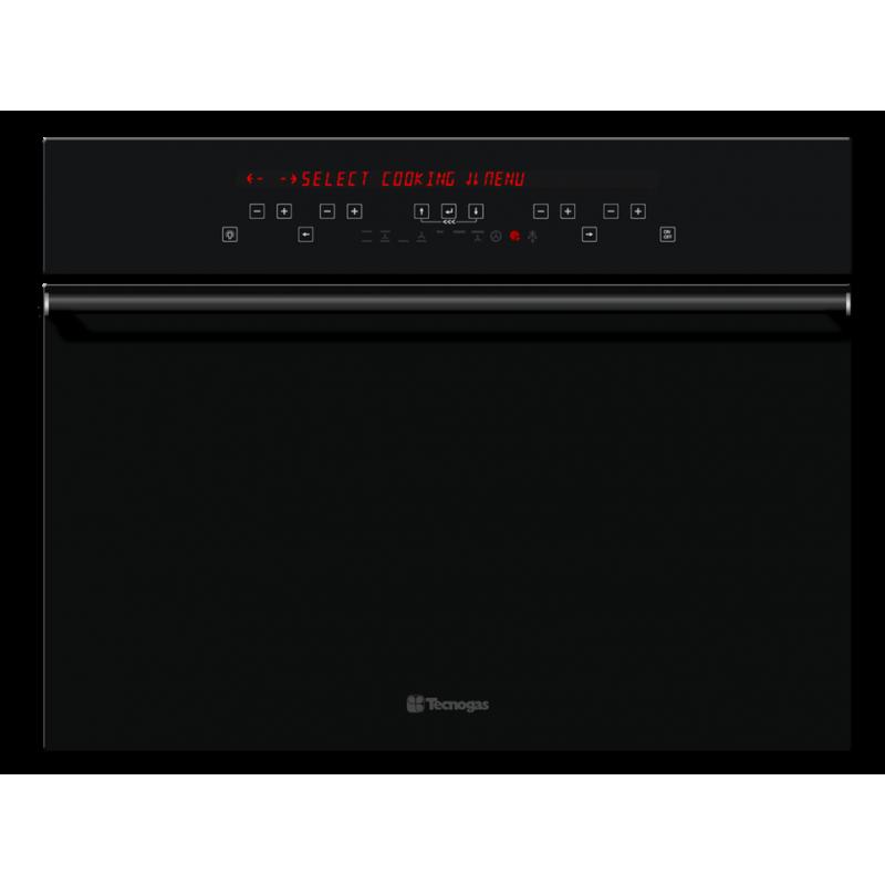 Cuptor incorporabil multifunctional Tecnogas NEXT FN0K64R10B cu control digital, negru lucios