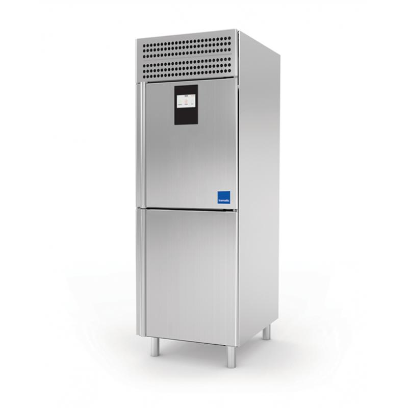 Congelator profesional Icematic BF120NV, capacitate 749 l, temperatura -24°C -10°C, inox