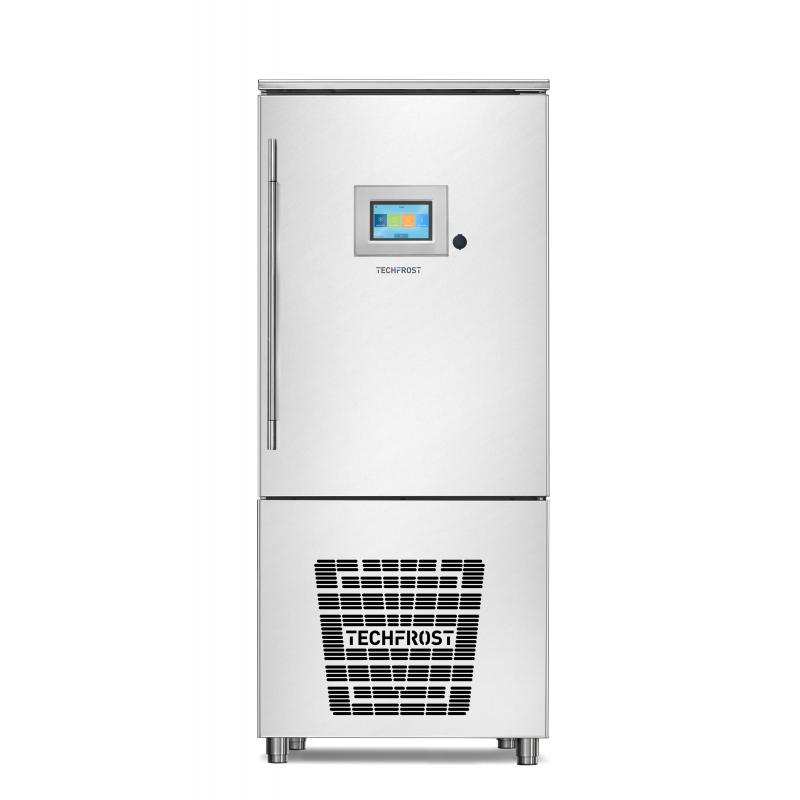 Abatitor Blast Chiller Techfrost Master M 15, capacitate 15 tavi 600X400 - GN 1/1, -18°C +90°C, inox