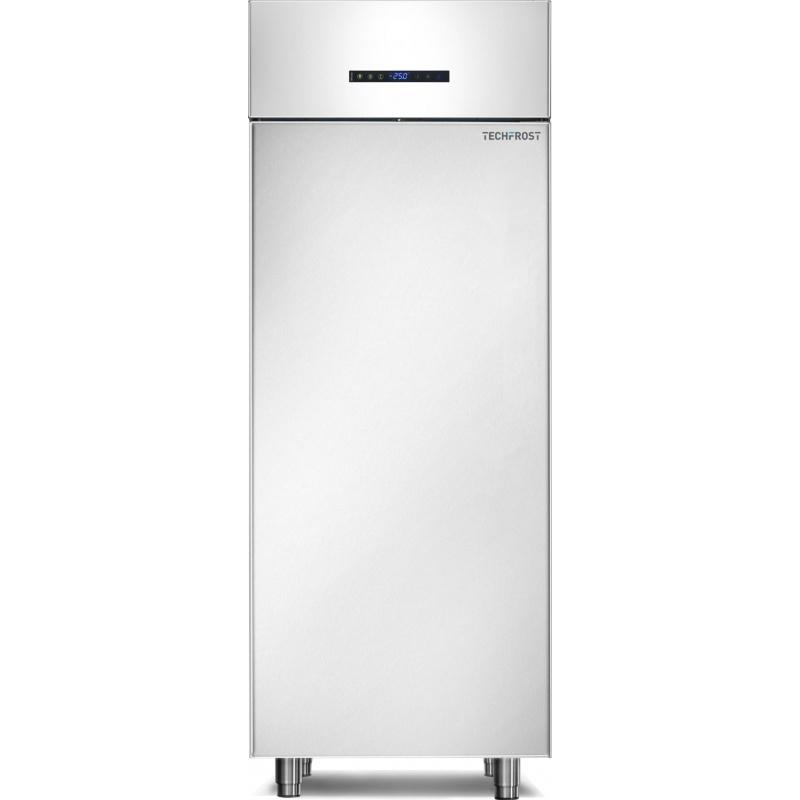 Congelator profesional Techfrost Supreme SG80, capacitate 20 tavi, temperatura -10°C -25°C, inox