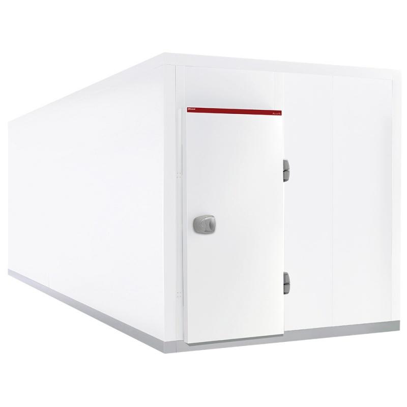 Camera frigorifica Diamond C2210/XPM-COMBI, ISO 100, capacitate 20 418 l, temperatura -18° -25°, alb