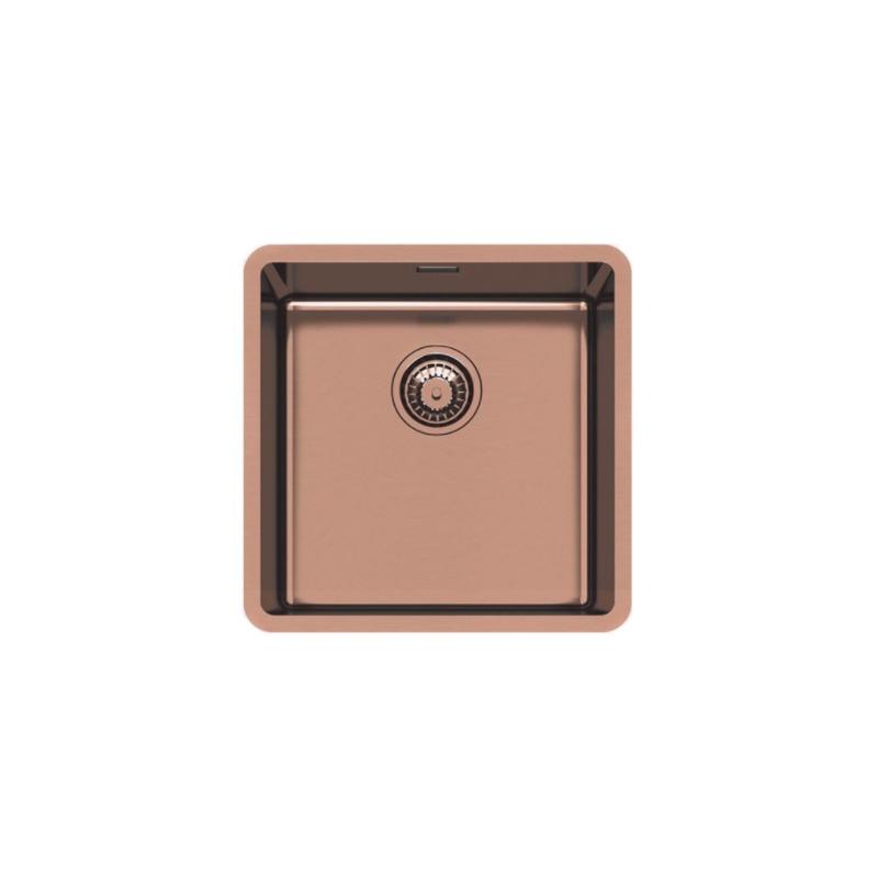 CHIUVETA BUCATARIE FOSTER KE 2155888, SOTTOTOP, INOX VINTAGE COPPER