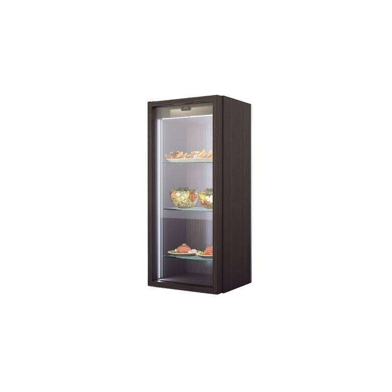 Vitrina frigorifica pentru gastronomie Enofrigo Mondrian Modulo Wall Verticale,capacitate 100l, 1 zona temperatura +4°C