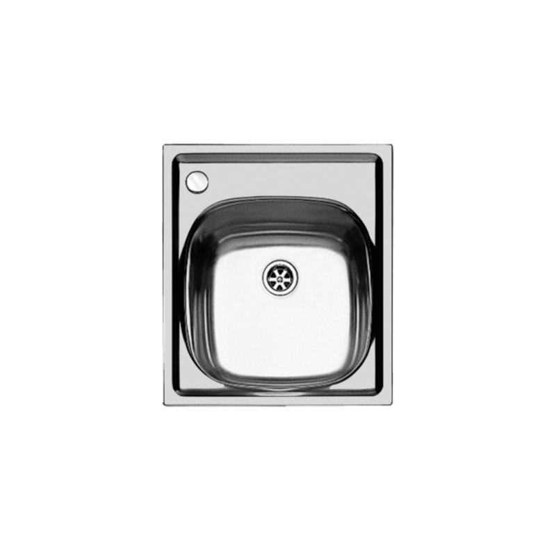 CHIUVETA BUCATARIE FOSTER S1000 1144 062, INCASSO, INOX PERIAT