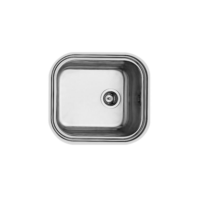 CHIUVETA BUCATARIE FOSTER BIG BOWL 1611 068, SOTTOTOP, INOX PERIAT