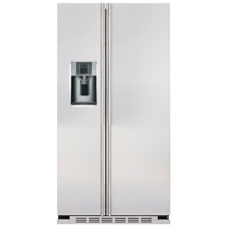 "Side by side IOMABE Exclusive ""V"" Series ORE24VGF80, clasa A+, 528 l, No Frost, Inox"