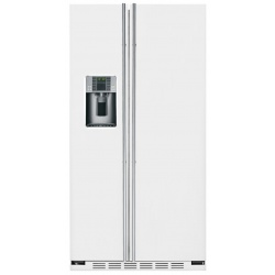 "Side by side incorporabil IOMABE Exclusive ""V"" Series ORE24VGF3W, clasa A+, 528 l, No Frost, Alb"