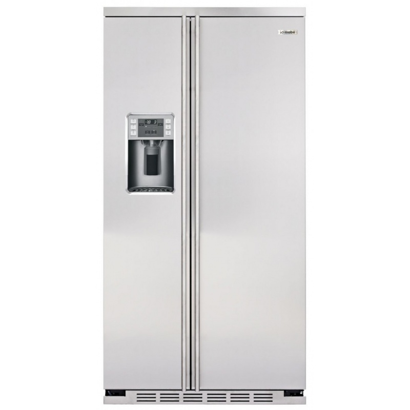 Side by side IOMABE Luxury K Series ORE24CGF60, clasa A+, 572 l, No Frost, Inox